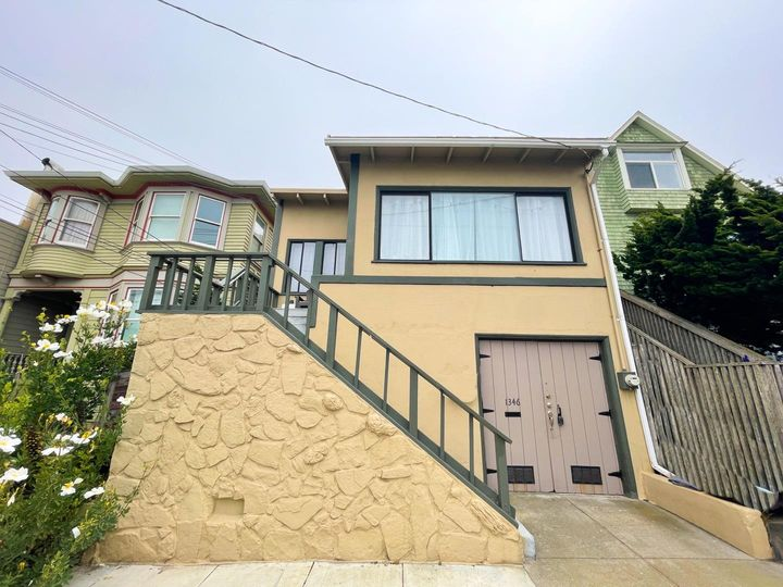 1346 47th Ave San Francisco CA Home. Photo 1 of 21