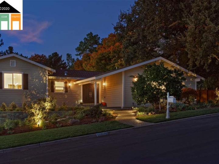 2397 Roundhill Dr Alamo CA Home. Photo 37 of 40