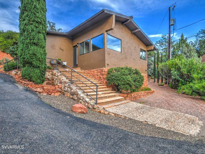 242 Redstone Dr Sedona AZ Home. Photo 2 of 20