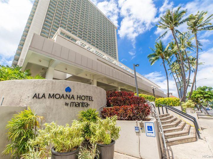 Ala Moana Hotel Condo condo #619. Photo 2 of 20