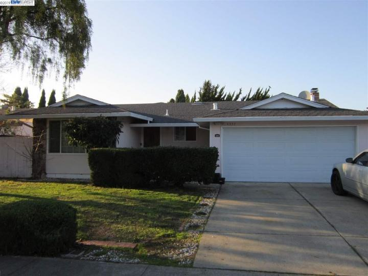 4537 Ellen Way Union City CA Home. Photo 1 of 1