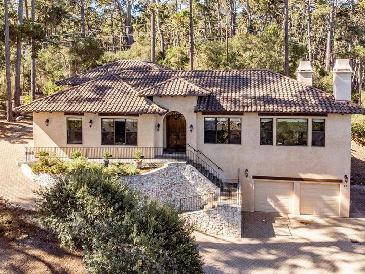 47 Cielo Vista Dr Monterey CA Home. Photo 2 of 37