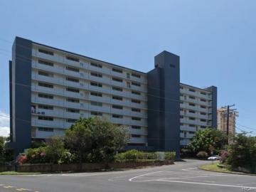 1011 Prospect St unit #606, Punchbowl Area, HI