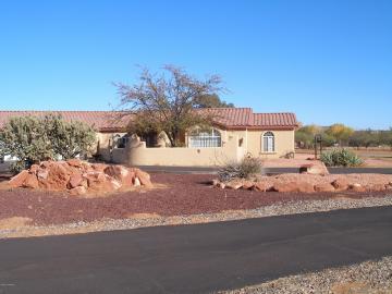 10790 E Stingray Ln, Under 5 Acres, AZ