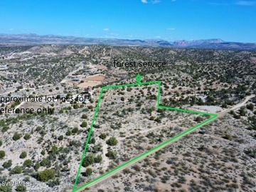 10.93 E Desert Willow Dr, 5 Acres Or More, AZ