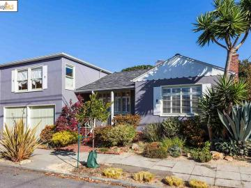 1421 Cornell Ave, Westbrae, CA