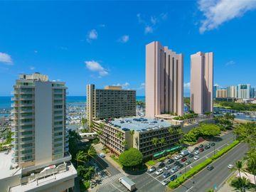 1778 Ala Moana Blvd unit #1801, Waikiki, HI