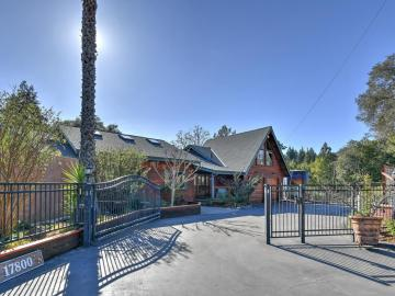 17800 Old Summit Rd, Los Gatos, CA