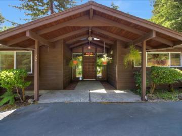 221 W Hilton Dr, Boulder Creek, CA