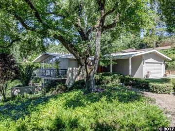 23 Overhill Rd, Moraga Estates, CA