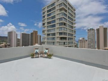 2421 Ala Wai Blvd unit #PH4, Waikiki, HI