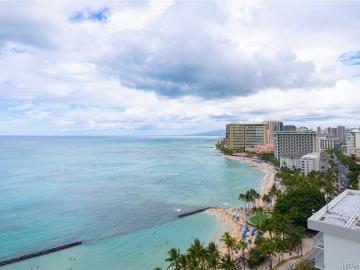 2500 Kalakaua Ave unit #2203, Waikiki, HI