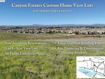 295 Canyon Estates Cir Lot31, American Canyon, CA
