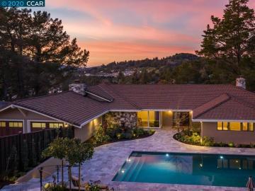 49 Overhill Rd, Orinda Glorietta, CA