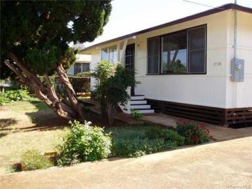 67238 Kanalu St Waialua HI Home. Photo 1 of 8