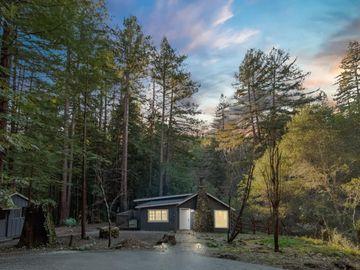 710 Primavera Rd, Boulder Creek, CA