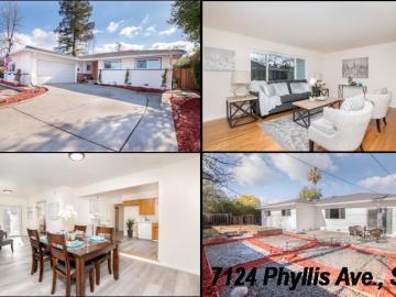 7124 Phyllis Ave, San Jose, CA